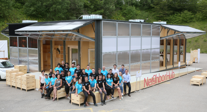 Solar Decathlon 2017