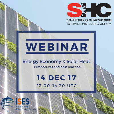 Webinar: Energy Economy and Solar Heat