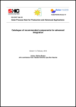 IEA SHC Task 49/IV - Deliverable B4 - Catalogue of recommended components for advanced integration