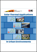 Solar Thermal Applications in Urban Environmensts