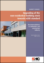 Market Change: Upgrading of the non-residential building stock towards nZEB standard