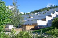 Norway – Terraced Apartments in Stjørdal