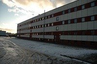 Norway – Apartment Buildings Myhrerenga