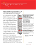 Task 49: Guidelines Developed for Process Heat Integration
