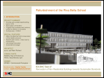 Refurbishment of the Riva Bella School - Belgium