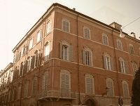 Italy – Historical Building in Modena