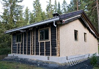 Norway – Log House in Kongsberg