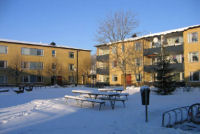 Sweden - Apartment Building in Alingsas